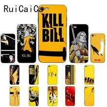 RuiCaiCa Kill Bill Morbido nero Cassa Del Telefono per il iphone 8 7 6 6S 6Plus X XS MAX 5 5S SE XR Copertura(China)