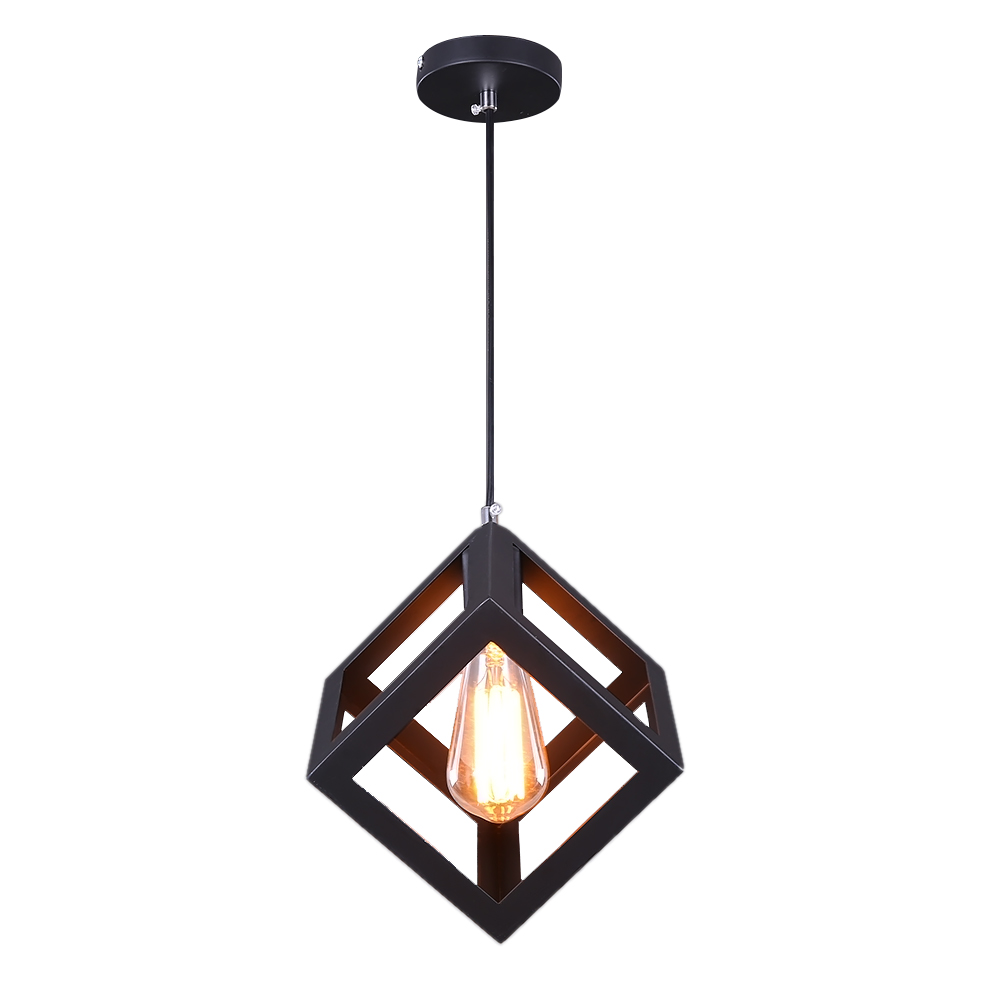 cage light pendant by online get cheap cage light fixture aliexpress com alibaba group
