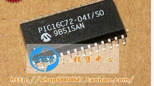 Цена PIC16C72-04I/SO