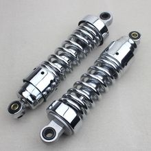 265mm Retro Motorcycle Shock Absorber Rear Suspension for Harley Davidson HONDA YAMAHA SUZUKI