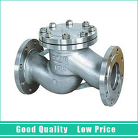 H44 Series Carbon Steel Swing Check Valves DN15 PN1 6