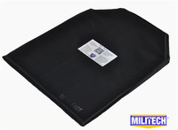 Bulletproof Aramid Ballistic Panel Bullet Proof Insert Body Armor Shooters Cut Plate Backer Armour NIJ Level