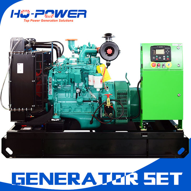 440 volt 3 phase 30kw electric generator set diesel price listin