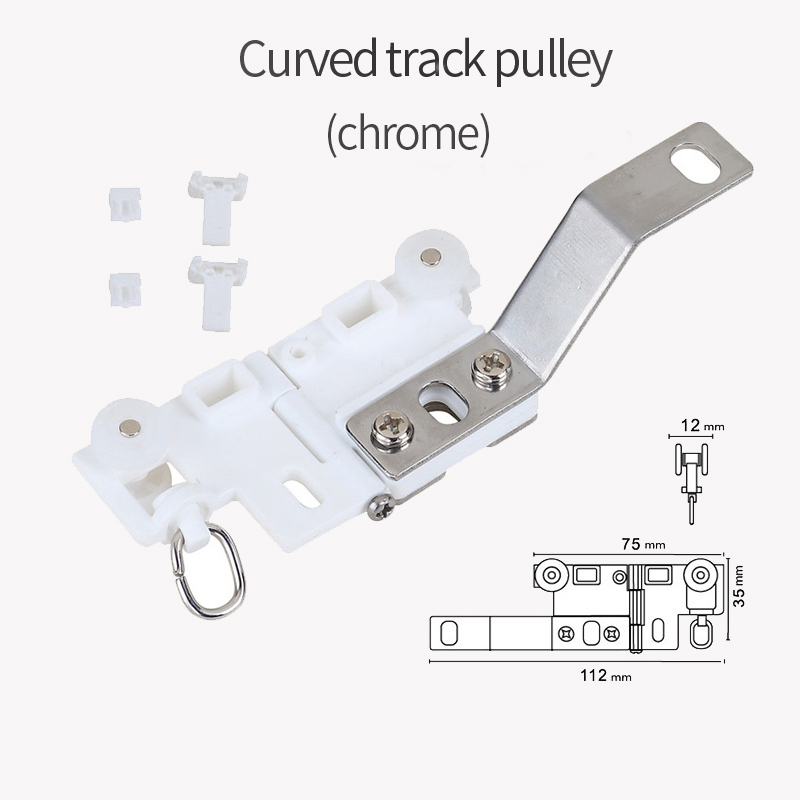 High Quality Curtain Motor Smart Home Intelligence Dooya Somfy .xiaomi Track Pulley