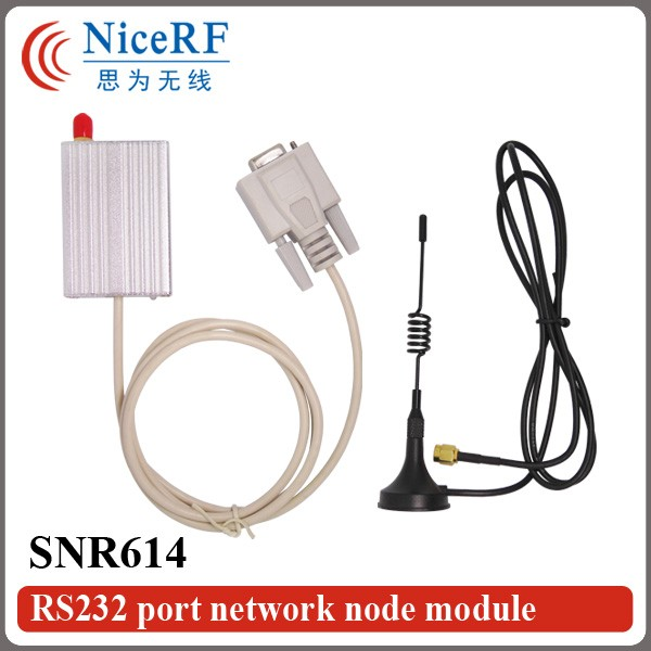SNR614-RS232 port network-4