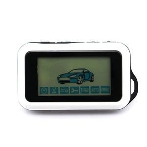 E90 LCD Remote Control Key Fob