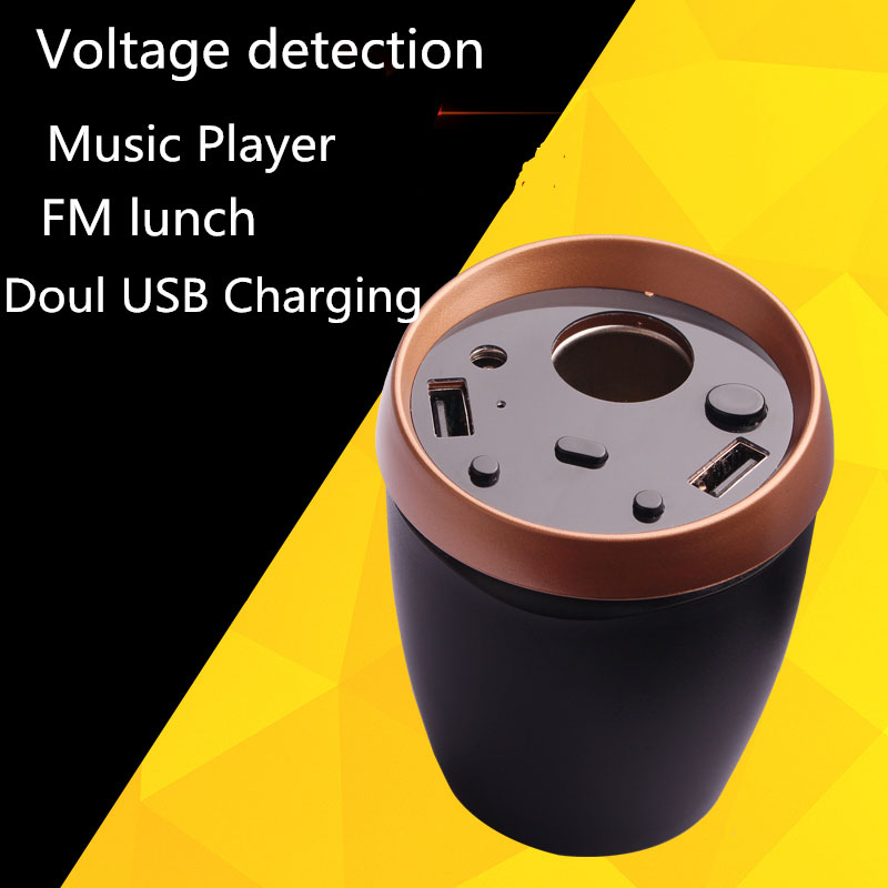 multi-function car charger QC 3.0 car dual fast charging car charger ...