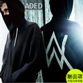 2017 New Design Black Alan Walker Hoodie For Mens