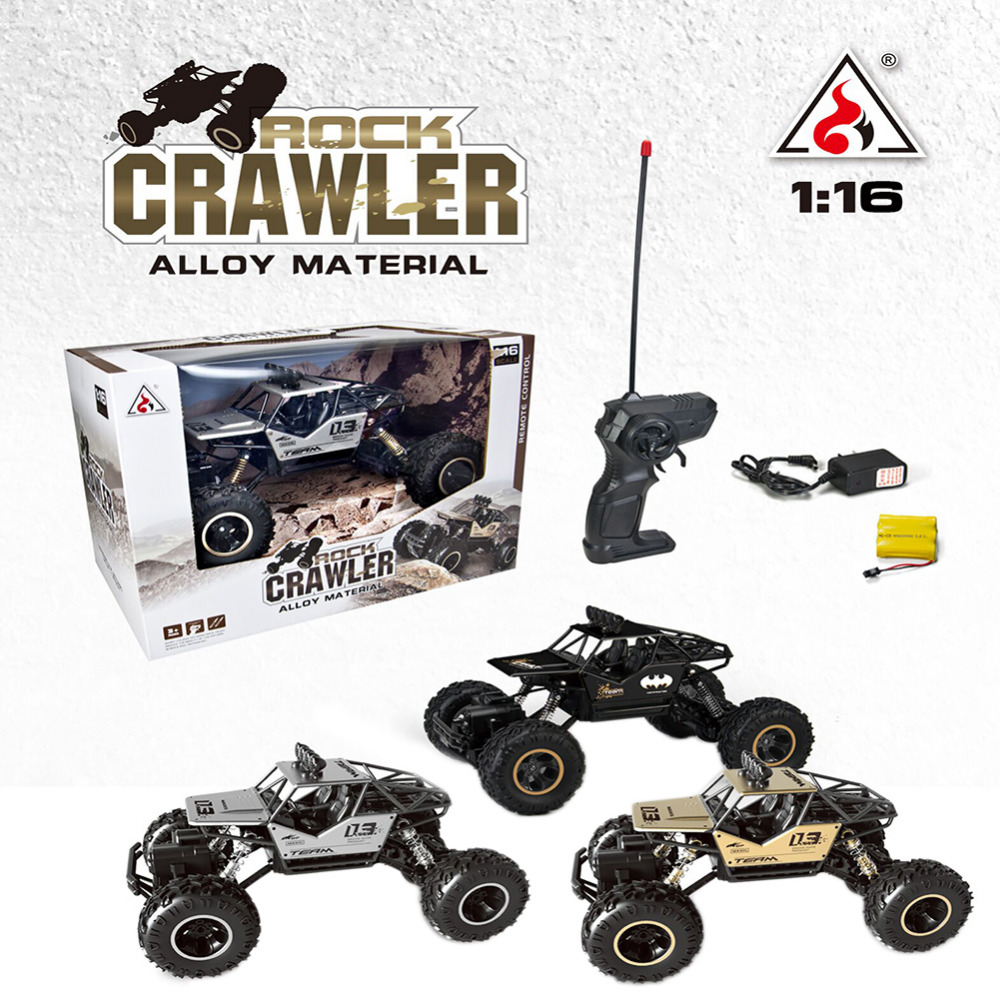 RC Mini Cars 1:16 Off-Road Vehicles 2.4Ghz 4WD Radio Controlled Trucks Remote Control Toy Quality Christmas Gift Toy Car купить в Москве 2019