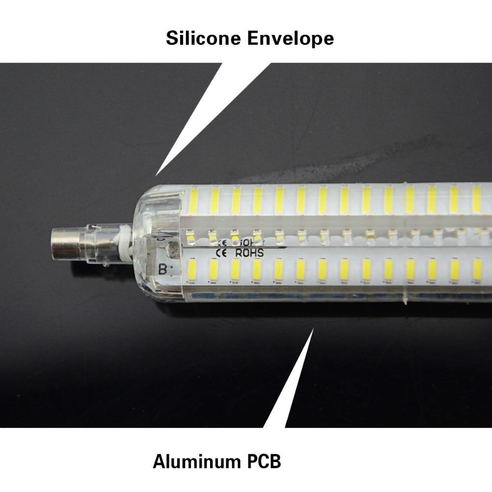 foxanon r7s led bulb 78mm 7w led corn bulb 118mm 15w ac 110v 220v r7s 4014 smd leds lamps. Black Bedroom Furniture Sets. Home Design Ideas