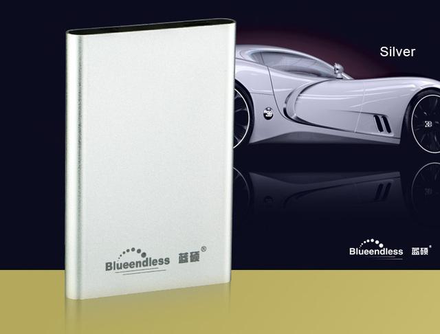 Nova chegada de Alumínio presente caddy hdd/gabinete de disco rígido usb 3.0 caso de 2.5 polegadas para a UE e copo
