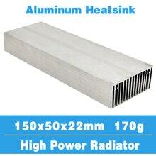 Disipasi untuk Heatsink Aluminium