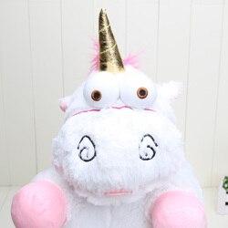 13-56cm bonito unicórnio licorne unicornio brinquedo de pelúcia macio pelúcia animal brinquedos bonecas tamanho grande crianças brinquedos do bebê presente de aniversário