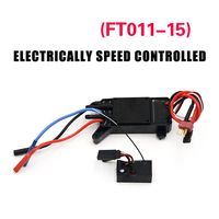 Remote Control Racing Boat Parts 14.8A Brushless ESC for Feilun FT011 Ship Spare Parts