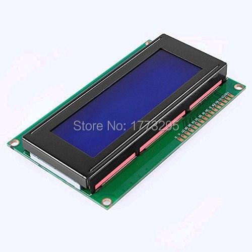 Wavgat Lcd1602 1602 Modul Blau Grün Bildschirm 16x2 Zeichen Lcd Display Modul Hd44780 Controller Blau Schwarz Licht GroßE Sorten Lcd Module Elektronische Bauelemente Und Systeme