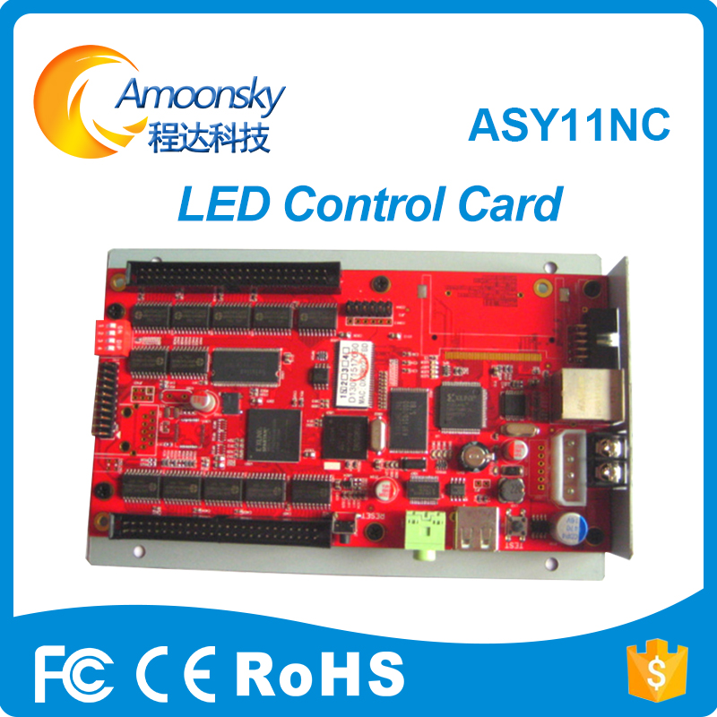 Screens Video Games Painstaking Favourable Price Dbs-asy09nc Full Color Led Control Card For P10 Rgb Led Panel Luxuriant In Design