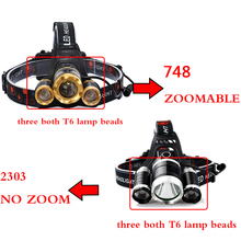 Adjustable LED Headlamp