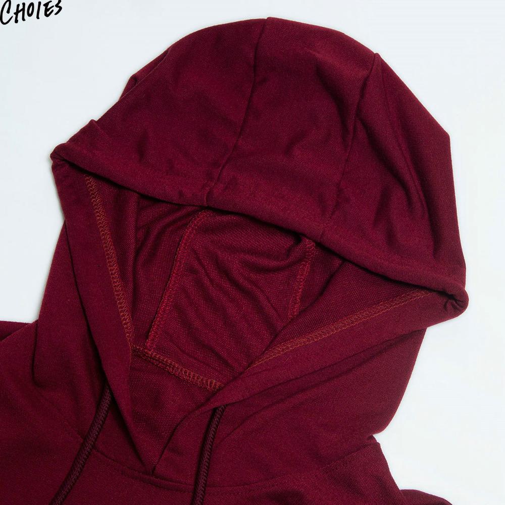 HTB1EMg0SXXXXXaGapXXq6xXFXXX7 - 3 Colors Pocket Cropped Women Hoodie PTC 124