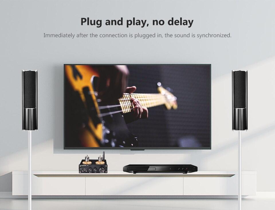 TPA3116 チューブ オーディオパワーアンプと高音低音トーンコントロール 2 9