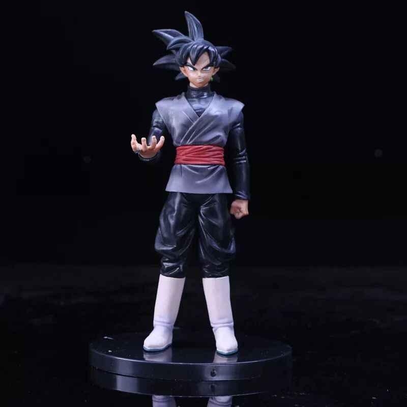 Atacado varejo dragon ball z super saiyan goku son gokou encaixotado pvc figura de ação modelo coleção brinquedo presente