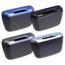 1 шт. автомобиля корзина для мусора боковой двери коробка для хранения для Mercedes Benz W203 W210 W211 W204 c e s CLS CLK CLA GLK ml SLK Смарт любого автомобиля