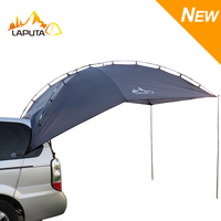 Driving Outdoor Awning Sun Shelter Auto Canopy Car Tent Roof Top For Beach SUV MPV Hatchback Minivan Sedan Camping Anti uv Tents