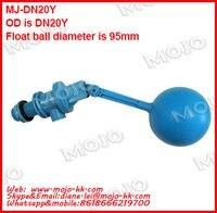 MJ-MJ-DN20CYボールフロートチェックバルブプラスチックフロート弁高presicionミニ水中ポンプでフロートスイッチフロート