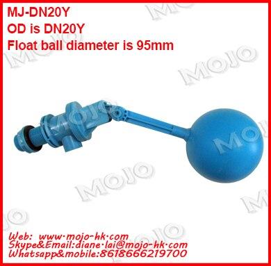 MJ MJ DN20CY kugelschwimmer rückschlagventil kunststoff ...