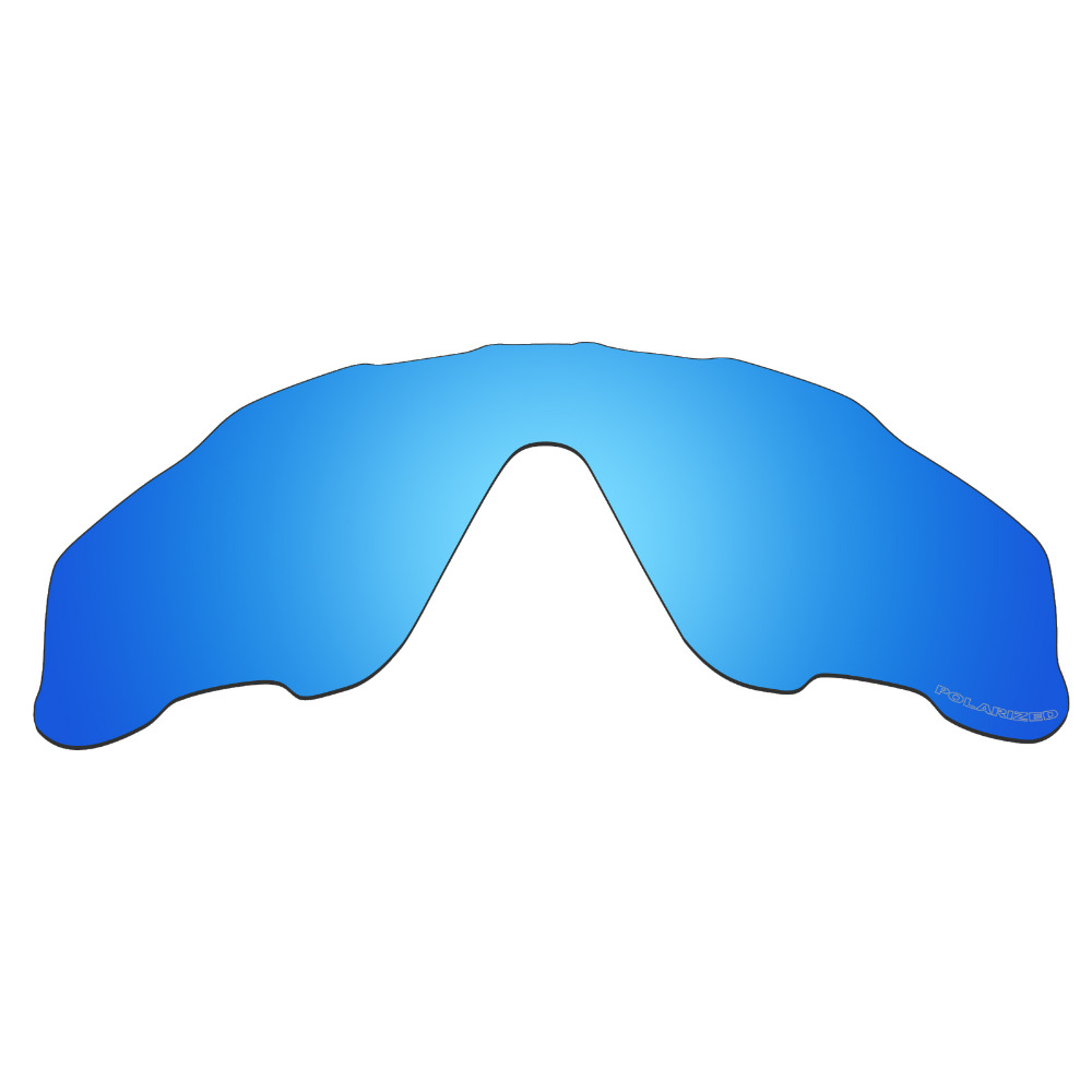 65db18cfdd0c Mryok+ POLARIZED Resist SeaWater Replacement Lenses for Oakley Jawbreaker Sunglasses  Ice Blue-in Accessories from Apparel Accessories on Aliexpress.com ...
