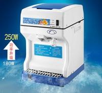 Дробилки льда коммерческий Электрический Снежинка дробилка для льда высокоскоростной молочный чай магазин машина крем шлифовальный стано