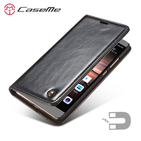 Huawei Mate 9 Case Luxury Magnetic Flip Leather Wallet Card Slot Holder Stand Cover For Huawei
