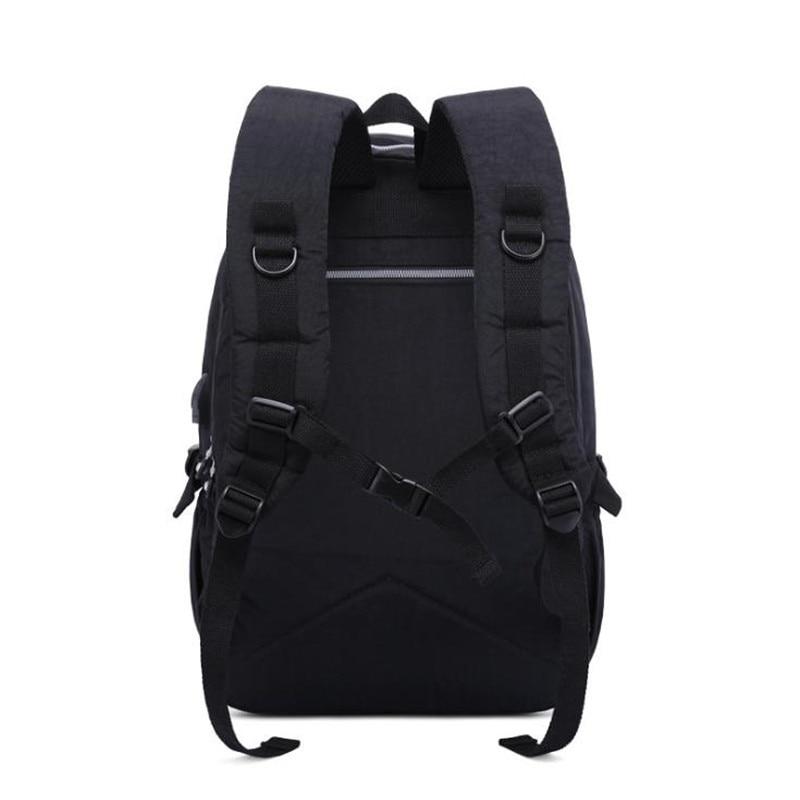 BOPAI, новинка, тонкий рюкзак для ноутбука, мужской, USB, 15 дюймов, рюкзак, Противоугонный, водонепроницаемый - 3