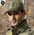 Bionic camouflage tactical baseball cap outdoor sport hunting jungle camouflage peaked cap Camo Hats