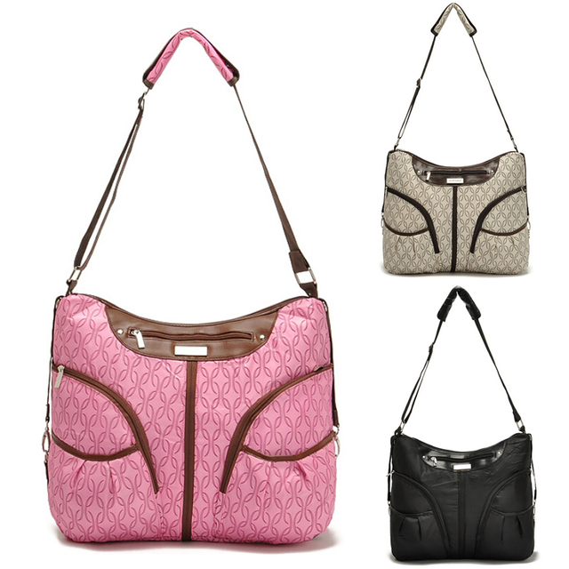 New Large-Capacity Multi-Function Portable Shoulder Baby Mother Bag Mummy Bag Baby Diaper Bags