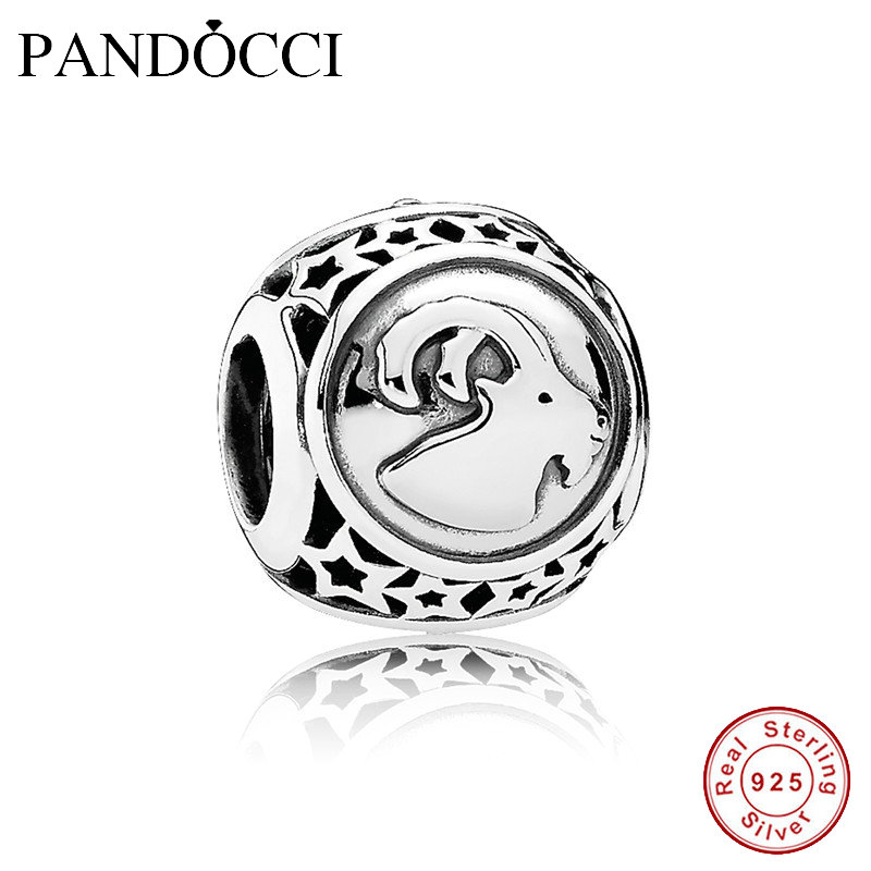 Beads & Jewelry Making Pisces Star Sign Charm Beads Diy Fits Pandora Original Charms Bracelet 925 Sterling Silver Jewelry For Women Men Gift Fl413 New Varieties Are Introduced One After Another Jewelry & Accessories