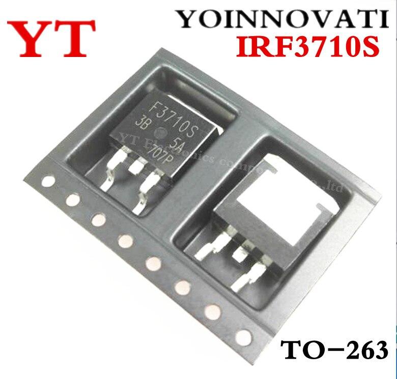 10 шт./лот IRF3710S F3710S, 3710 с, MOSFET, N CH, 100 в, 57A, D2PAK, лучшее качество|n-ch mosfet|v s10 pcs | АлиЭкспресс