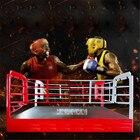 <+>  4   4 м Большой Боевой Соревнования по Кикбоксингу Бокс Платформа Спортивная Игра Фитнес Боксерский  ★