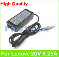 20V 3.25A 45W Laptop Ac Adapter Charger for Lenovo ThinkPad X220 Tablet X220i X220s x220T X230 X230 Tablet X230i X230t