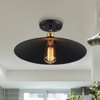 Nordic Retro Ceiling Lamps Modern Aisle Lights Balcony Light Bedroom Fixtures Restaurant Copper Lamp Ceiling Lighting