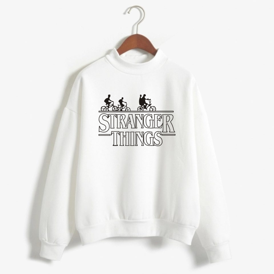 a2402c611e19d Frdun Tommy American Television Stranger Things Sweatshirt Stranger Things  Hoodie Sweatshirt Women Fashion Casual Clothes