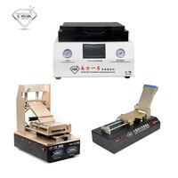 TBK TBK-808 LCD OCA Film Laminator Laminator OCA Vacuum + + Naprawy Sprzętu 3w1 Klej Maszyna Usuń