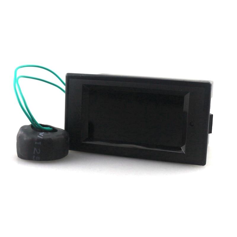Kintamos srovės voltmetro ampermetro galios energijos matuoklis - Matavimo prietaisai - Nuotrauka 3