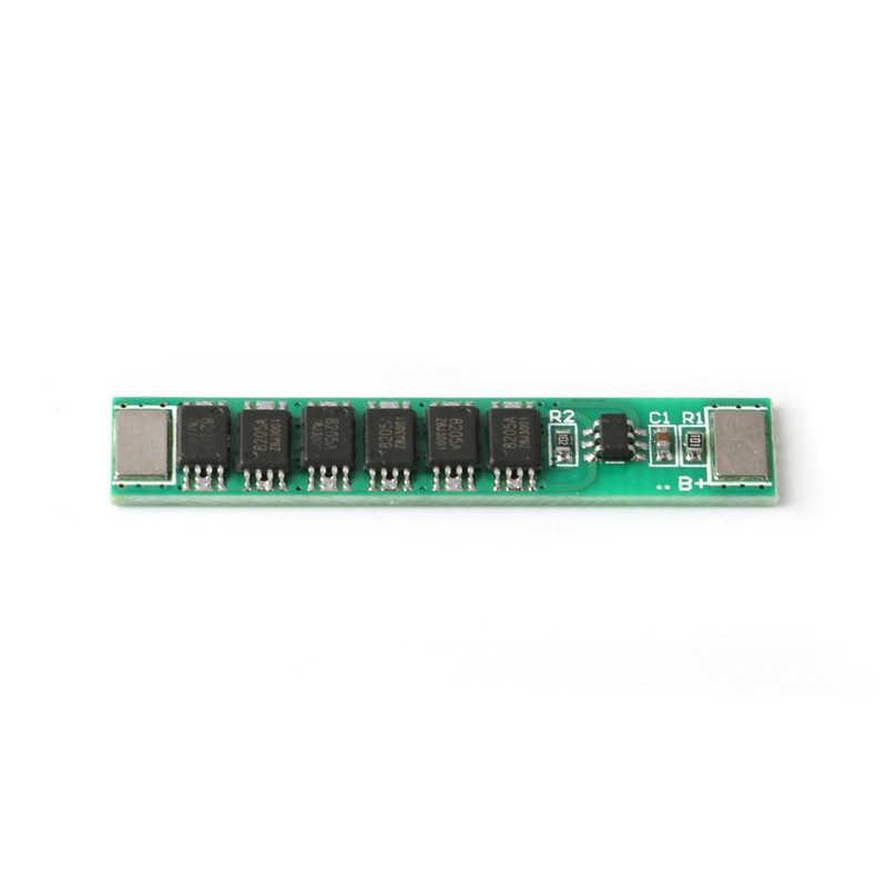 1 S 15A 3.7 V リチウムイオン 6MOS BMS PCM バッテリー保護ボード PCM 18650 リチウムライオンバッテリー