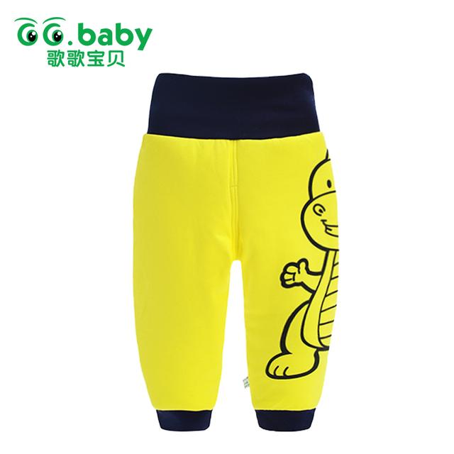Novo 2017 do Inverno Do Bebê Calças Quentes de Cintura Alta Elástico Para Meninos Meninas de Algodão Leggings Calças Do Bebê Calças Do Bebê Recém-nascido Infantil Legging