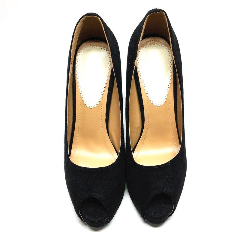 Brand Shoes Woman High Heels peep toe platform Women Pumps 4