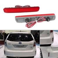 MZORANGE LED Rear Bumper Reflector Tail Brake Light For TOYOTA NOAH VOXY 80 And Pruis 40