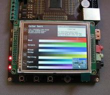 Free Shipping 1pc 3 2 inch TFT color LCD touch screen module STM32 driver font b