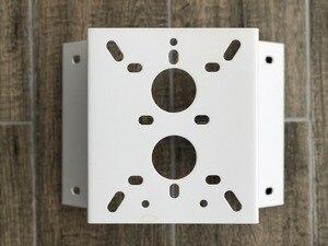 Image 5 - OWLCAT מתכת פינת הר BRACKET עבור IP מצלמה CCTV PTZ קיר להתקין חיצוני עמיד למים לבן