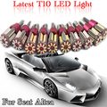 2pcs 57 LED SMD safe High Power Canbus No Error Led W5W T10 Led For Seat Altea Altea XL Altea Freetrack