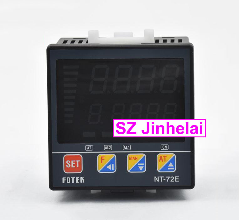 NT-72RE, NT-72VE, NT-72LE  New and original FOTEK  Intelligent temperature controllerNT-72RE, NT-72VE, NT-72LE  New and original FOTEK  Intelligent temperature controller